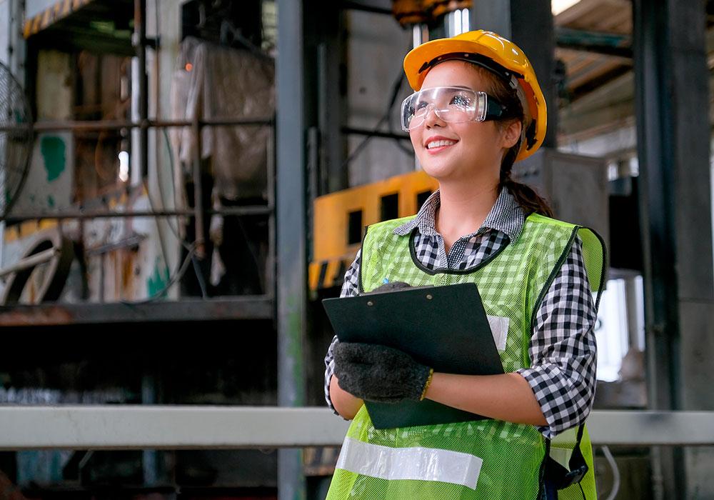 Sikkerhed på arbejdspladsen | EcoOnline